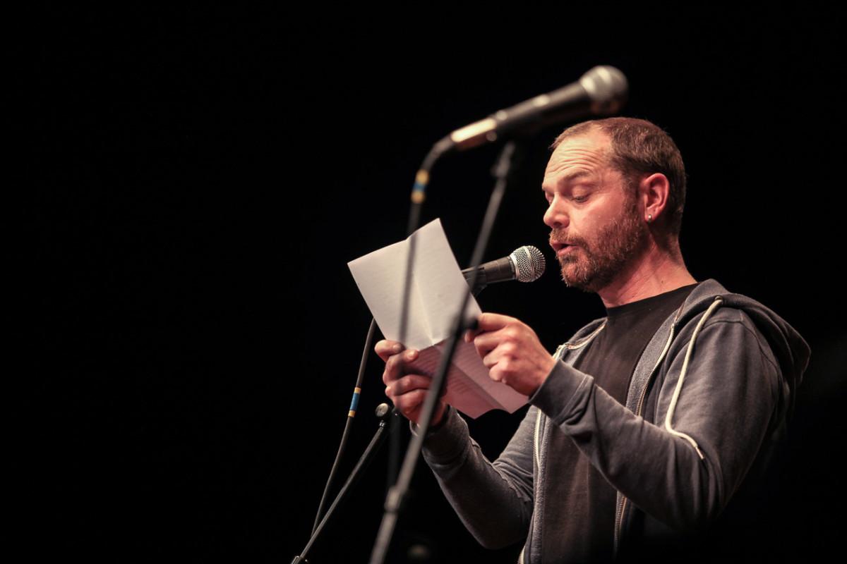 St.Gallen feiert 14 Jahre Poetry Slam