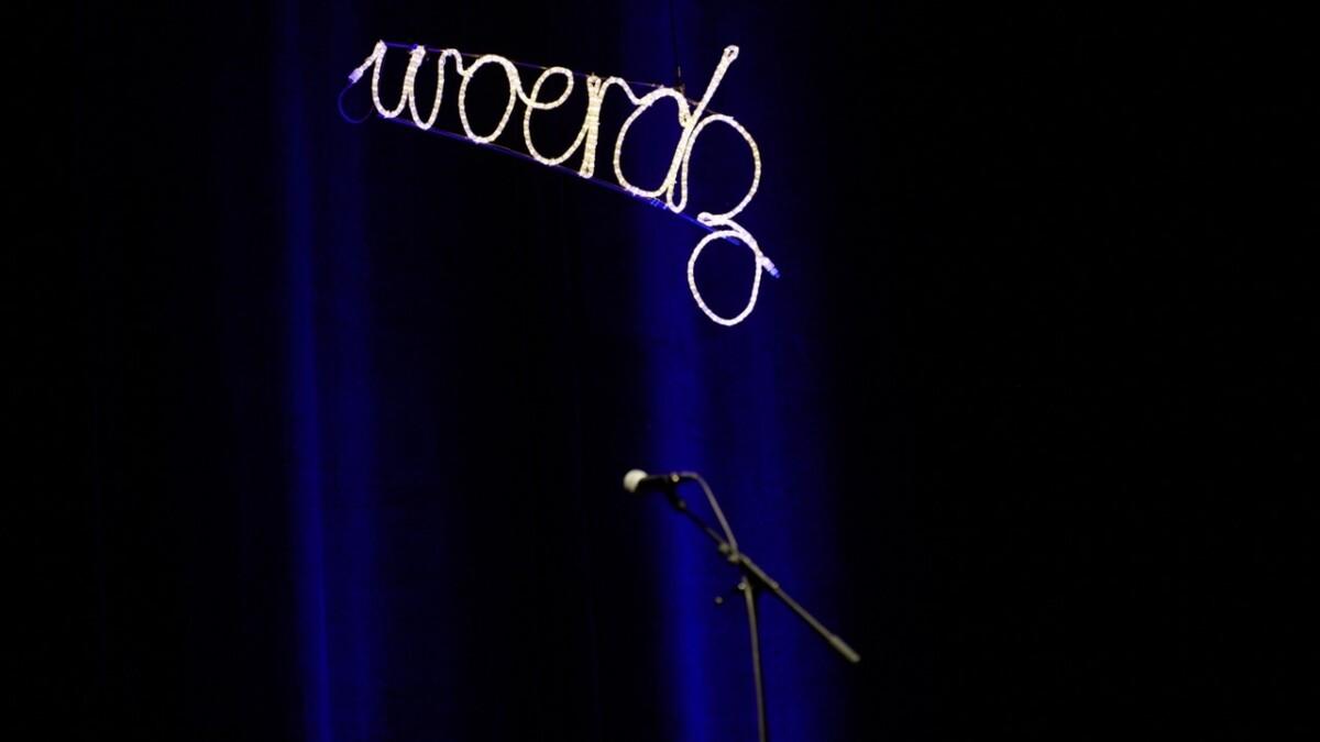 Woerdz: Das Fest der Bühnenliteratur